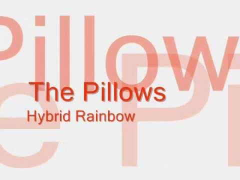 Pillows - Hybrid Rainbow