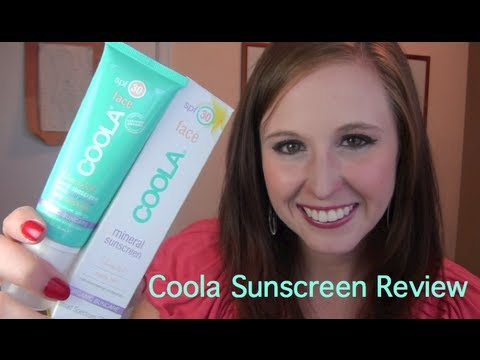 Best Facial Sunscreen for Oily or Acne Prone Skin!