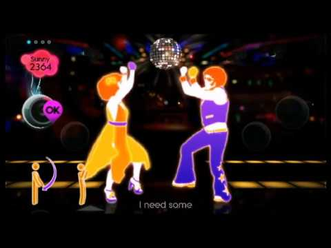 Just Dance 2 Hot Stuff