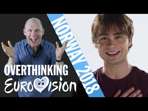 "Eurovision 2018 Review: Norway, ""That's How You Write a Song"", Alexander Rybak"
