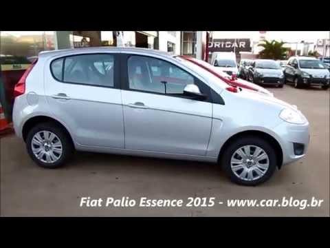 Fiat Palio Essence 2015 - Prata Bari - www.car.blog.br