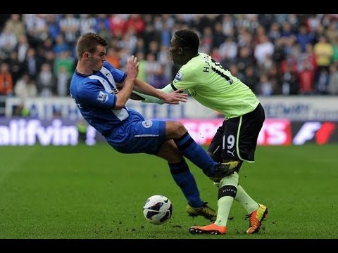 Football's Worst Tackles and Fouls (Soccer)