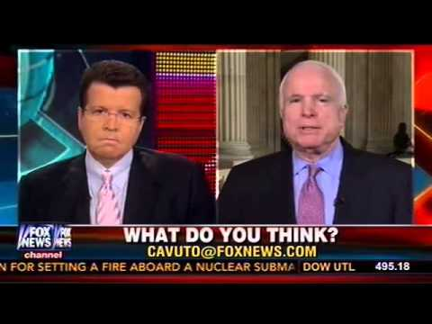 John McCain Interview with Fox News' Neil Cavuto: Apologizes to Paul, Cruz for