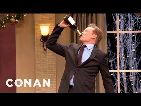 Conan s Kick-Ass Christmas Party Flashback - CONAN on TBS