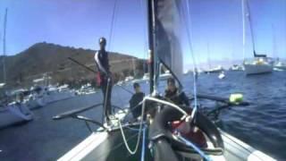 Catalina Island Hobie 18sx