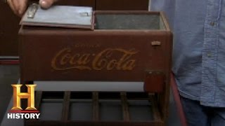 Pawn Stars: Collectible Coca-Cola | History