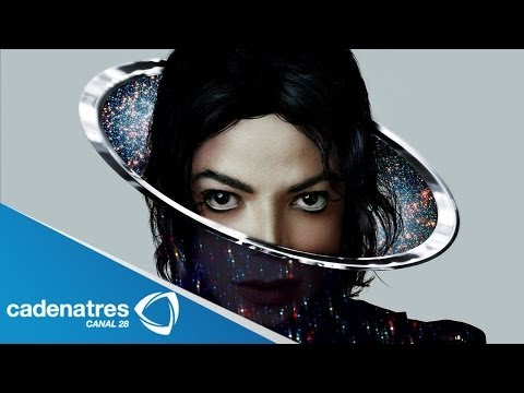 Presentan Xscape, nuevo disco de Michael Jackson / Presented Xscape, Michael Jackson's new album