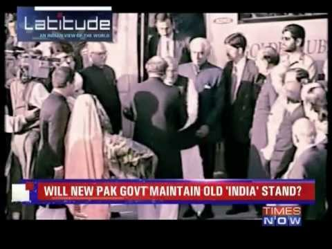 TIMES NOW Latitude: Is India a challenging topic for Nawaz Sharif? (Part 1 of 2)