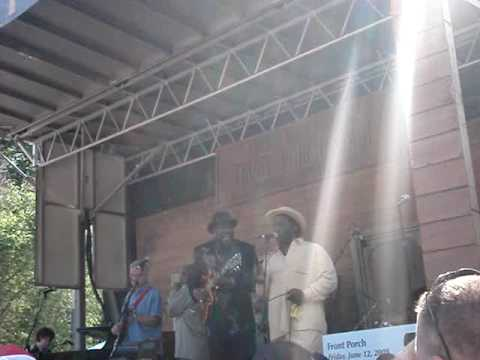 Mud&Big Bill Morganfield , Muddy Waters Band , Chicago Blues Fest 09