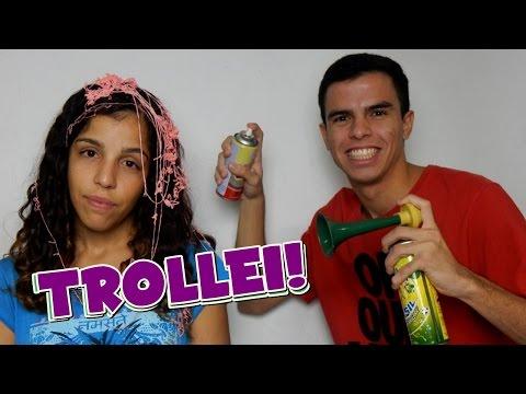 TROLLEI MINHA IRMÃ - PERGUNTE AO LUIZ! #1
