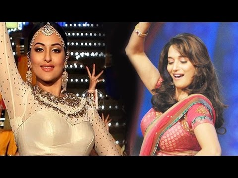Did Sonakshi Sinha Copy Madhuri Dixit In Tevar?