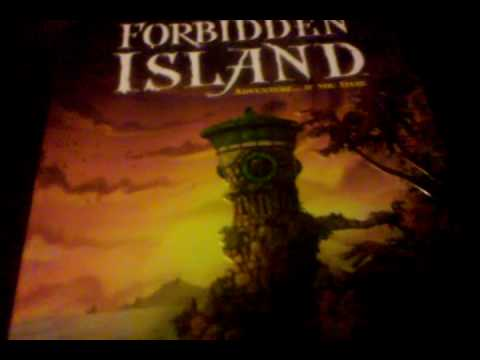 Forbidden Island / Board Game Unboxing.