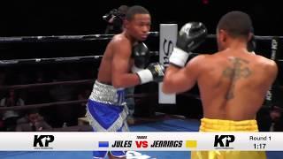 Full Fight   Martino Jules vs Vincent Jenning