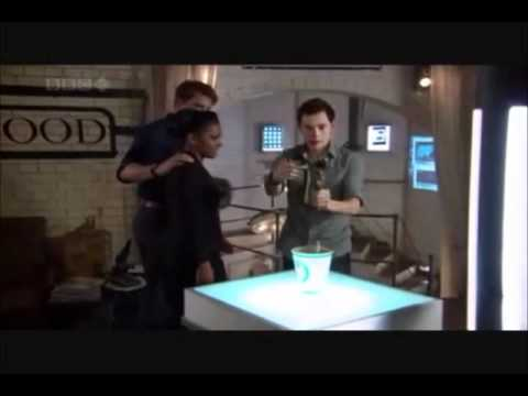 Doctor Who's Martha Jones (Freema Agyeman) in Torchwood (Part 1/5)