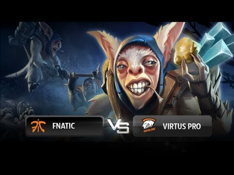 Fnatic Meepoing out Virtus.Pro @ RaidCall EMS One