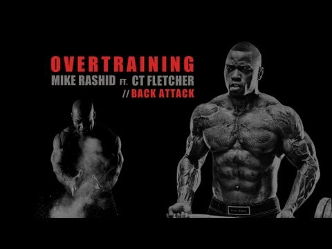 CT Fletcher. Mike Rashid Back Workout.. Back Attack with Big Rob
