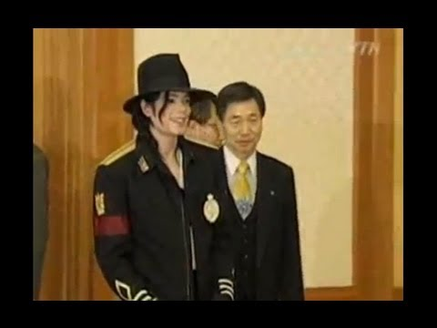 Michael Jackson In South Korea - Seoul 1998 1999 video