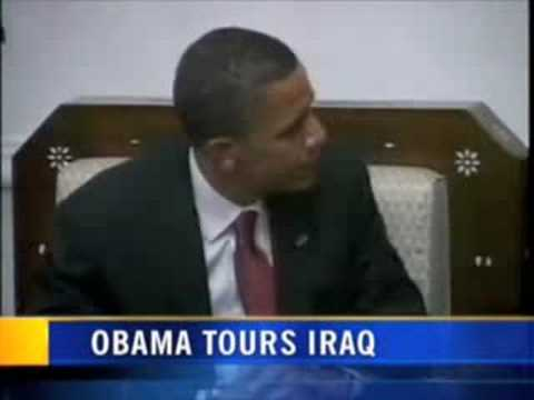 Obama in Iraq: Analysis by Solon Simmons