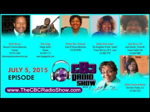 Christian Business Connection | CBC Radio Show JULY 5 2015