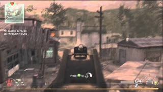 MW2: Road to Nuke Attempt 3 - CFI DontStabYou you aren't MLG!
