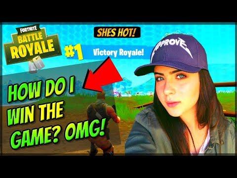 Fortnite Girl Is So Sassy! (Picking Up Cute Girls On Fortnite) *Funny Fortnite Moments