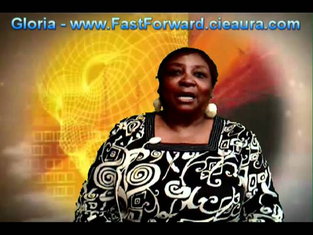 Gloria - with Cieaura - Empowerment Thursdays