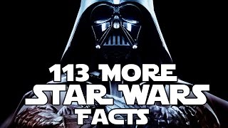 113 Facts From the Star Wars Original Trilogy!! | Secrets of Cinema Episode #36 - Jon Solo