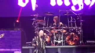 Judas Priest - Love Bites @ México 2015