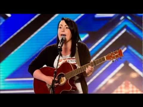 X FACTOR - Lucy Spraggan's audition - BEER FEAR / LAST NIGHT (Full version | best quality | HD)