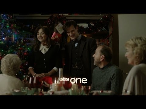 BBC One's Christmas 2013 TV Trailer