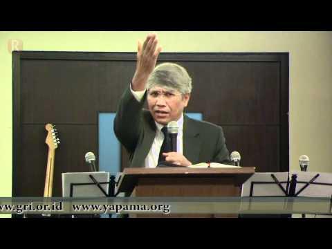 Tidak Berubah | Khotbah Populer Pendeta Bigman Sirait 20120708 Part 00
