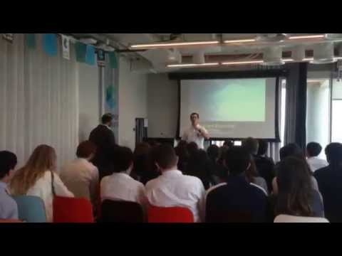 Presenting the Israeli Economy to EDHEC Students