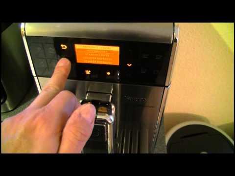 Philips SAECO HD8965/01 - Test