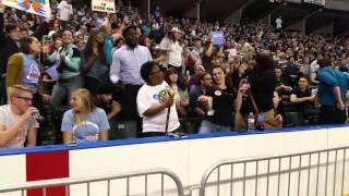 Feel the Bern Dance by Ferguson Activists