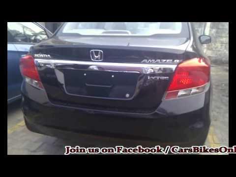 Honda Amaze Leaked Video | Diesel Cars in India