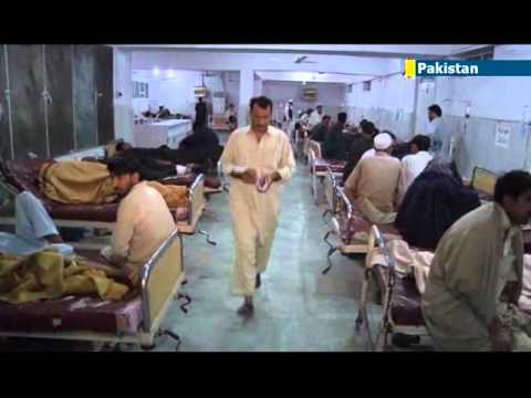 Pakistan Police Station Attacked Killing Six video