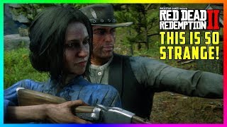 Something STRANGE Happens If John Helps The Widow Instead Of Arthur In Red Dead Redemption 2! (RDR2)