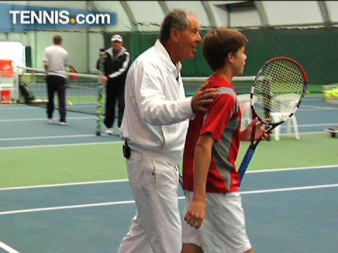 America's Next テニス Hopefuls
