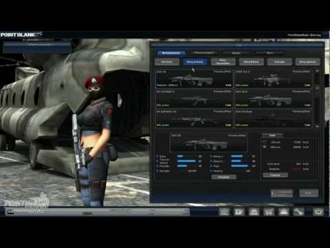 Titulos Point Blank Brasil - Rifles AUG. Pistolas e Granadas (HD)