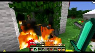 Minecraft-Hunger Games-Holiday Resort-Алмазник