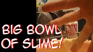 Big Bowl of Thick Slippery J-Lube ローション Slime
