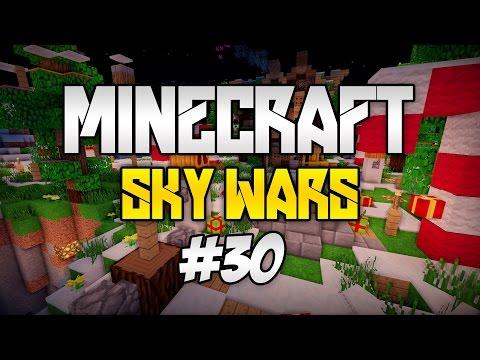 Minecraft: SKY WARS [#30] - NOWA EDYCJA, WIGILIA & MINI LOSOWANIE!