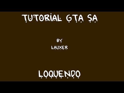 Tutorial de como instalar mods en el GTA San Andreas