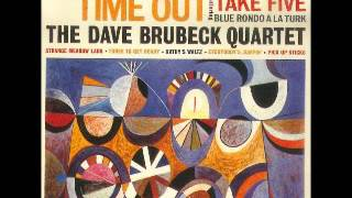 The Dave Brubeck Quartet Time Out 1959 Full Album
