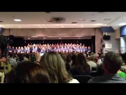 Wyandot Middle School Choir