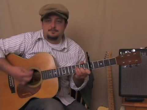 Easy Beginner Song Acoustic Guitar Lesson Inspired By Coldplay -