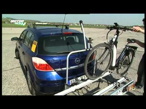 Fahrradträger Im Praxistest - MotorShow Ratgeber