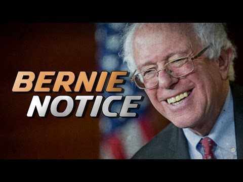 Bernie Sanders 2016? Senator To Announce Bid For Democratic Nomination