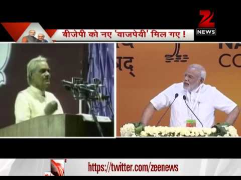 Narendra Modi: BJP's new `Atal`?