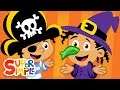 Who Took The Candy Halloween Song Super Simple Songs mp3